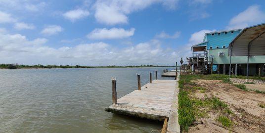 Matagorda Riverfront, near the Jetties